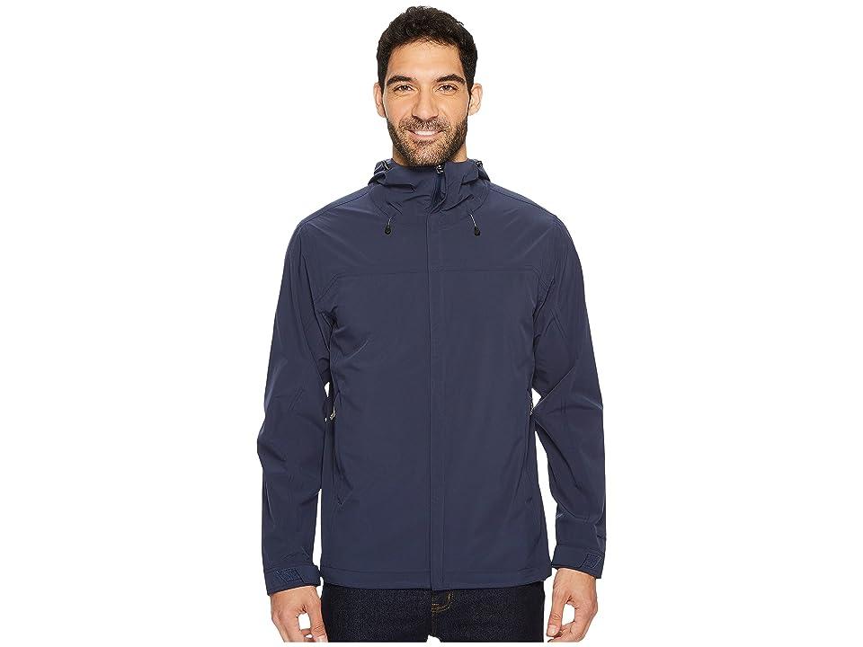 Royal Robbins Oakham Waterproof Jacket (Navy) Men