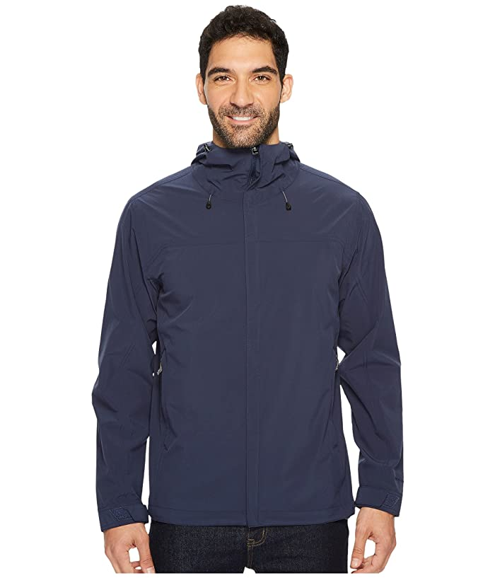 Royal Robbins Oakham Waterproof Jacket (Navy) Men
