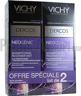 Vichy Neogenic shampoing 2 x 200 ml