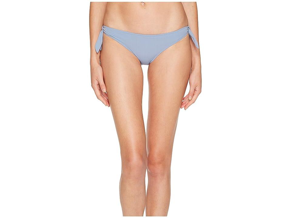 Stella McCartney Timeless Basics Classic Bikini Bottom (Infinity Blue) Women