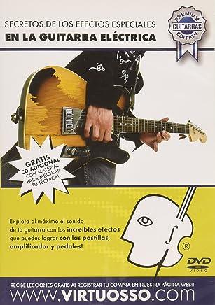 Virtuosso Special effects in Electric Guitar Method (Efectos Especiales En La Guitarra Electrica) SPANISH