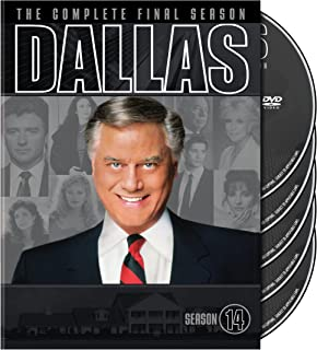 Dallas:S14 (DVD)