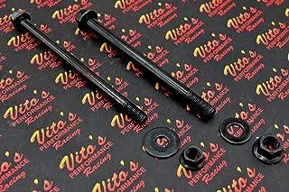 Vito's Yamaha Banshee Rear Bearing Carrier Bolts & Nuts 1989-2006 New