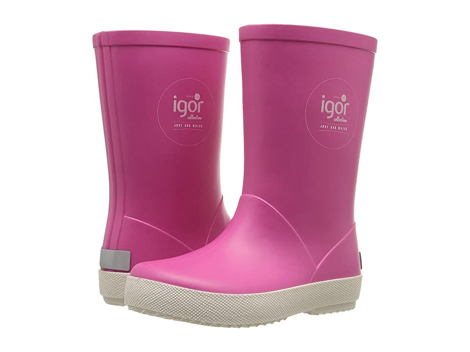 Igor W10107 (Toddler/Little Kid/Big Kid) (Fuchsia) Girl