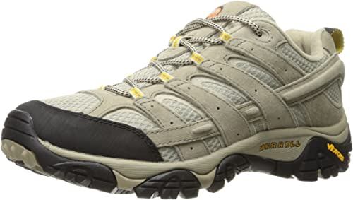 Merrell damen& 039;s Moab 2 Vent Hiking schuhe, Taupe, 6.5 W US