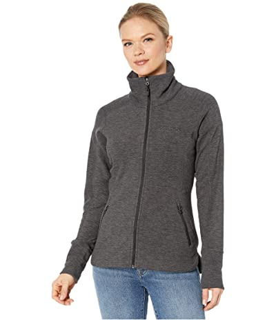 Marmot Pisgah Fleece Jacket (Black) Women