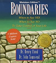 Boundaries: When to Say Yes, When to Say No-To Take Control of Your Life [Miniature Edition] (RP Minis)