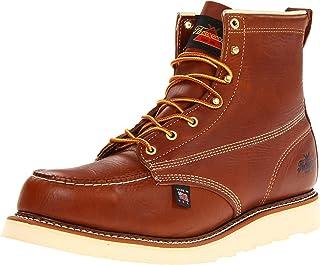 "Men's American Heritage 6"" Moc Toe, MAXwear Wedge Safety Boot"