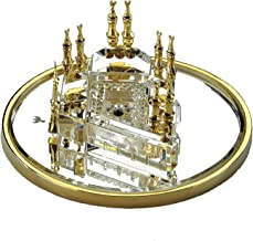 Crystal Mosque Gifts 1/1 Gold And Clear