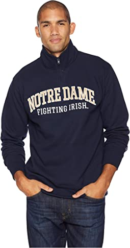 Notre Dame Fighting Irish Powerblend® 1/4 Zip