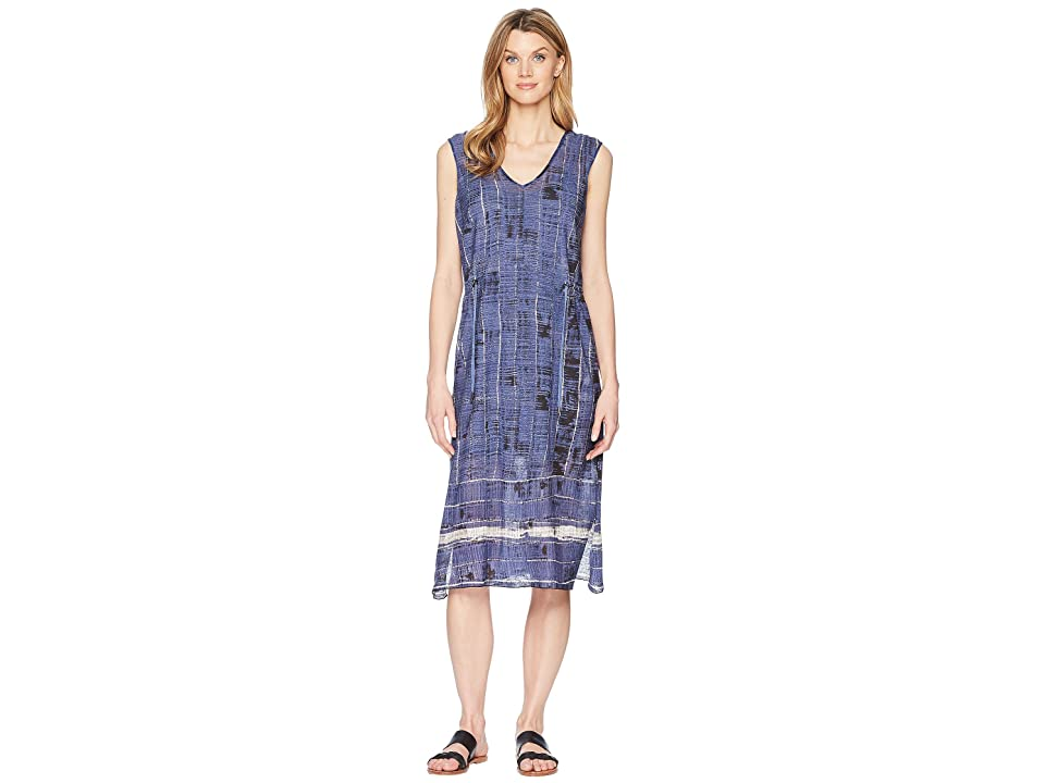 NIC+ZOE Coastline Dress (Multi) Women