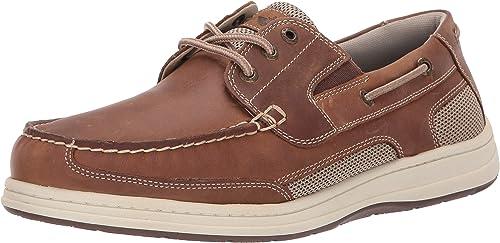 Dockers Dockers Hommes's Beacon Boat Waterproof chaussures  peu coûteux