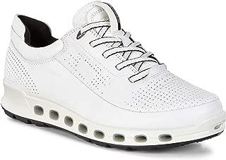 ECCO Women's Cool 2.0 Leather Sneakers, Black, 35 EU