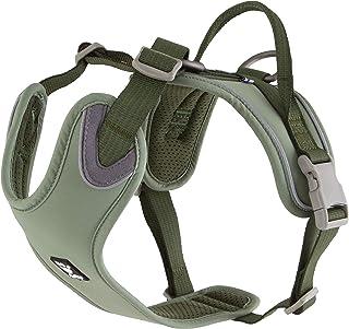 Hurtta Weekend Warrior ECO Dog Harness, Hedge, 16-18 in