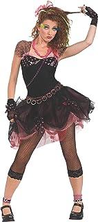 Rubie's Officiële jaren 80 Diva Fancy Dress - Standaard