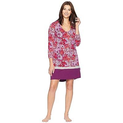 Jockey Sleepshirt (Ditsy Blooms) Women