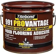 Titebond 8179 Wood Flooring Adhesive Metal Pail, 3.5 gal