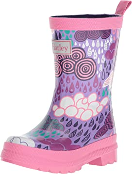 Patterned Raincloud Rain Boots (Toddler/Little Kid)