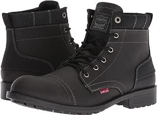 Best black levi boots Reviews