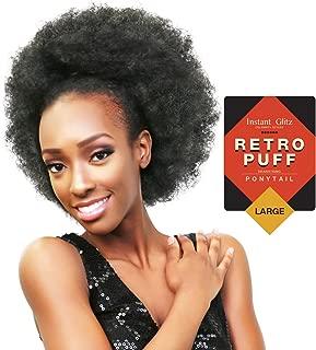 Best retro puff ponytail Reviews
