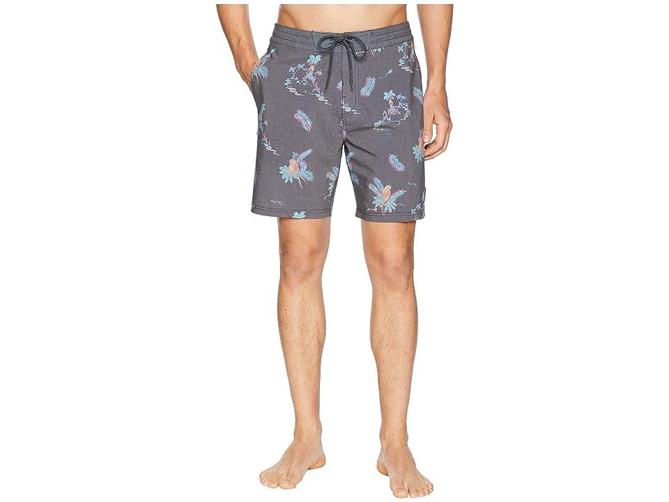 Rip Curl Vacay Layday Boardshorts (Charcoal) Men