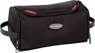 Samsonite 67012 Duranxt Lite Toiletry Kit, Black, 16 Centimeters