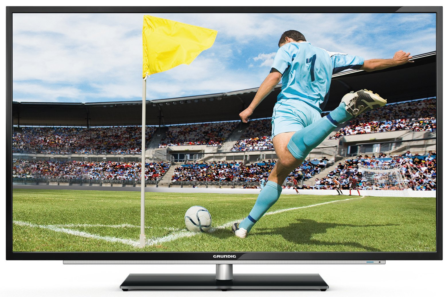 Grundig 42 VLE 922 BL 3D - Televisor con retroiluminación LED ...