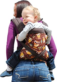 Freehand Mei Tai Baby Carrier, Eleanor
