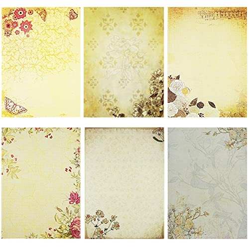 photograph regarding Printable Letter Papers known as Ornamental Creating Papers: