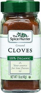 The Spice Hunter Organic Cloves, Ground, 1.6 oz. jar