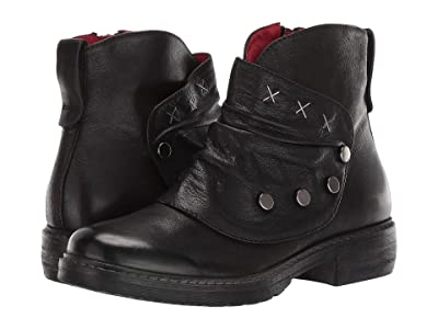 Cordani Praxis (Black Leather) Women