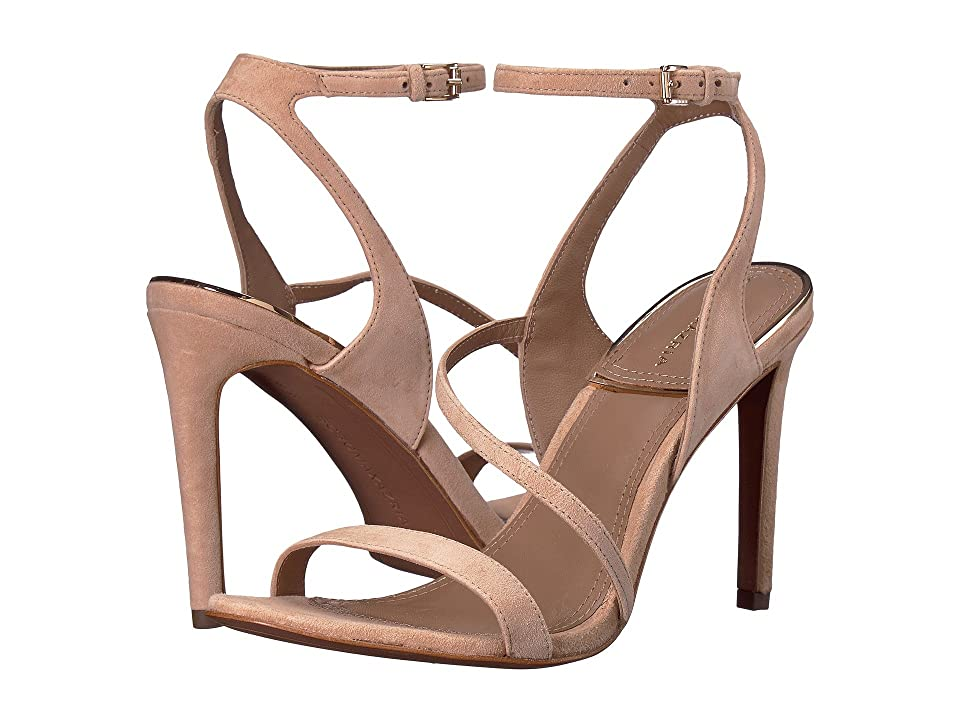BCBGeneration BCBGMaxazria Amilia (Tea Rose Kid Suede) High Heels