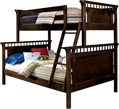 Bolton 9858P00 Bennington Bed, Twin/Full, Espresso