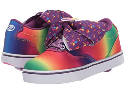 Heelys Launch 20 Jojo (Little Kid/Big Kid/Adult) (Rainbow/Tie-Dye) Girl