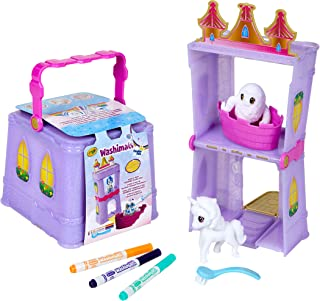 Crayola Creative Colouring Arts and Crafts Kit with Washable Markers and Figures