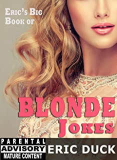 Eric's Big Book of Blonde Jokes (Eric's Big Books 15)