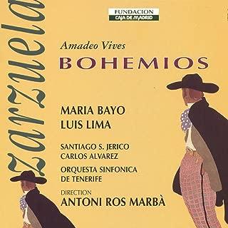 Bohemios, Act I: Linda Cosette (Girard, Chœur, Victor, Roberto, Marcelo, Cosette)