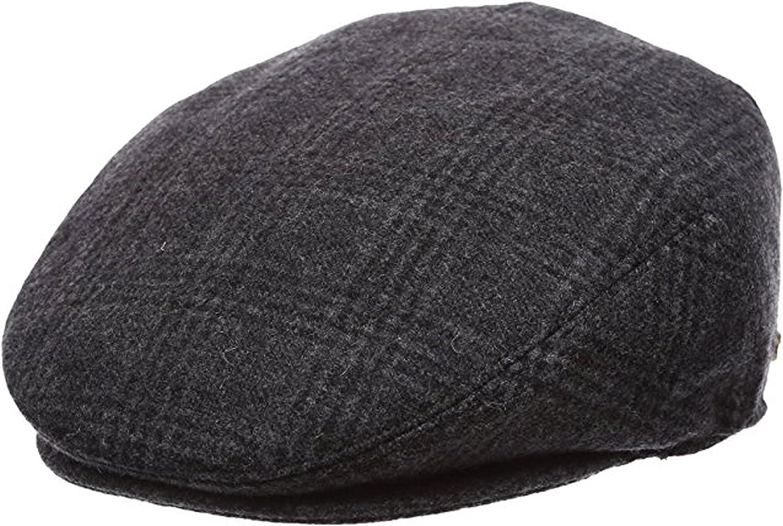 Epoch hats Very popular Men's Premium Wool Blend IVY Direct store Classic Flat Col newsboy