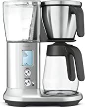 Breville BDC400 Precision Brewer Coffee Maker with Glass Carafe