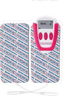 TensCare Ova Plus Electroestimulador Para Alivio del Dolor Menstrual, Dispositivo Portátil, Con 4 modos, 2 Pads y 2 Canales