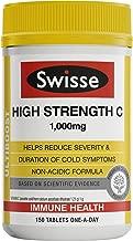 Swisse Ultiboost High Strength C 150 Tablets