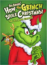How the Grinch Stole Christmas: UE (DVD)