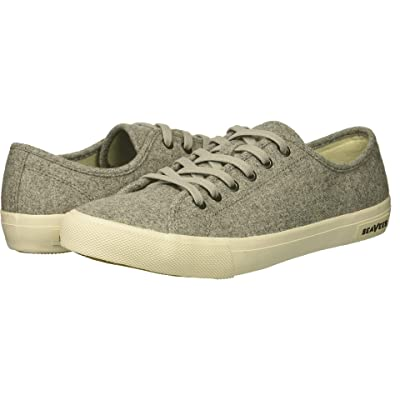 SeaVees Monterey Sneaker Grayers (Light Grey Wool) Men