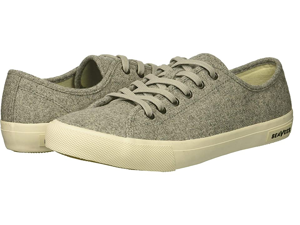 SeaVees Monterey Sneaker Grayers (Light Grey Wool) Men