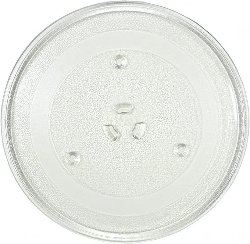 11 25 GE And Samsung Compatible Microwave Glass Plate Microwave Glass Turntable Plate Replacement 11 1 4 Plate Equivalent To G E WB49X10097