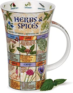 Dunoon Herbs & Spices Mug 16.9oz.