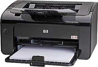 HP LaserJet Pro P1102w - Impresora láser inalámbrica (266 MHz, capacidad de la memoria RAM de 8 MB), color negro