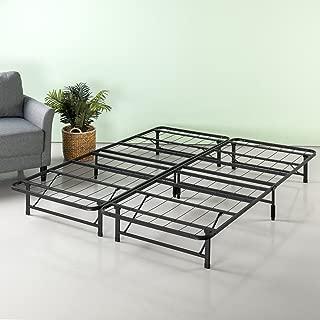 Zinus 12 Inch SmartBase Mattress Foundation, Platform Bed Frame, Box Spring Replacement, Quiet Noise-Free, Queen