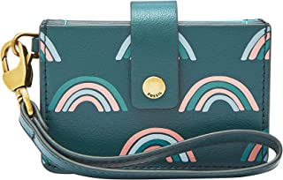 Fossil Women's Mini Tab Wristlet Wallet