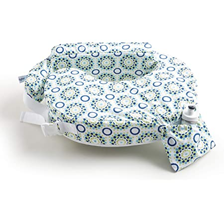 My Brest Friend Inflatable Travel Nursing Pillow, Sparkles